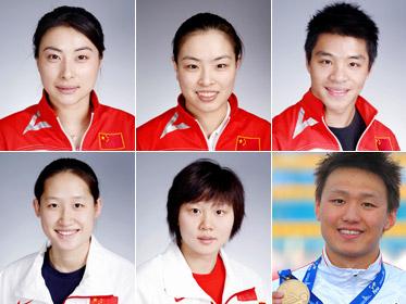 2009中国游泳运动年度最佳评选启动