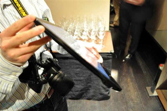 NVIDIA Tegra触摸平板机多图曝光 视频体验