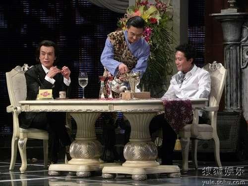 吴刚做客《咏乐汇》