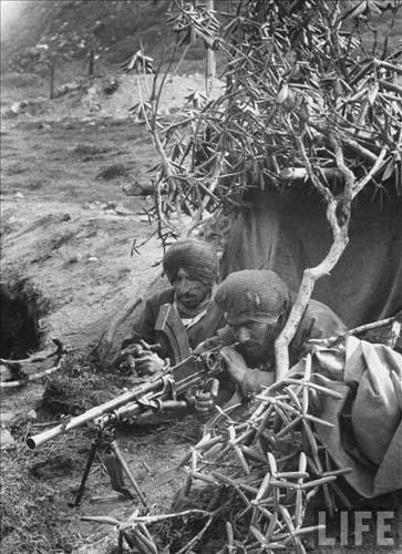 1962年中印战争_另一方的视野:印度人眼中的62年中印战争(组图)