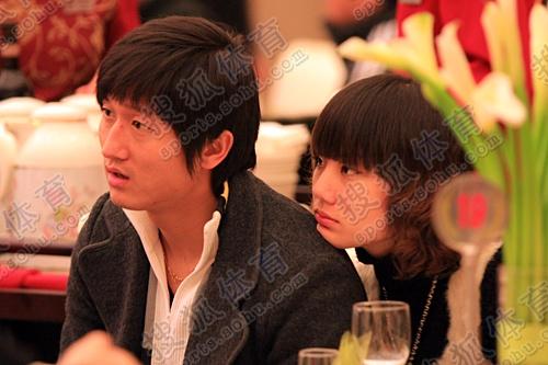 苑维玮与女友