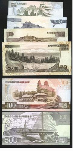 朝鲜的货币
