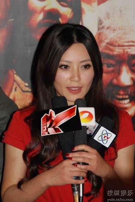 于小磊接受媒体采访