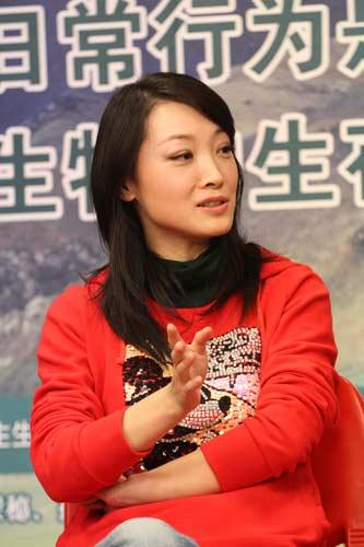 北京电视台著名主持人龚宁