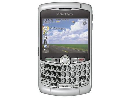 老牌全键盘商务手机 黑莓8320价格触底