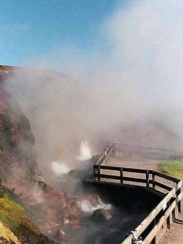 德尔达图赫菲温泉:欧洲流速最快的温泉