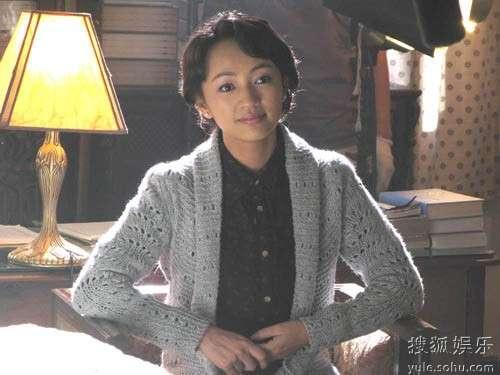 罗海琼饰演的秦燕笙知性端庄
