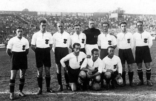 1954年奥地利 名次:季军