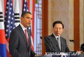 美国朝鲜首对话 确认立场是目标(组图)