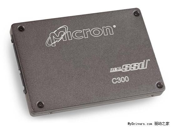 美光发布全球首款SATA 6Gbps固态硬盘