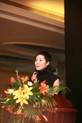 世奢会课题沙龙总负责人、中艺雅苑总裁王晶