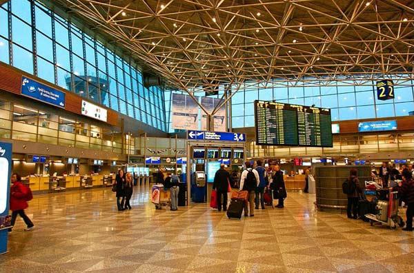 赫尔辛基-万塔机场实景图