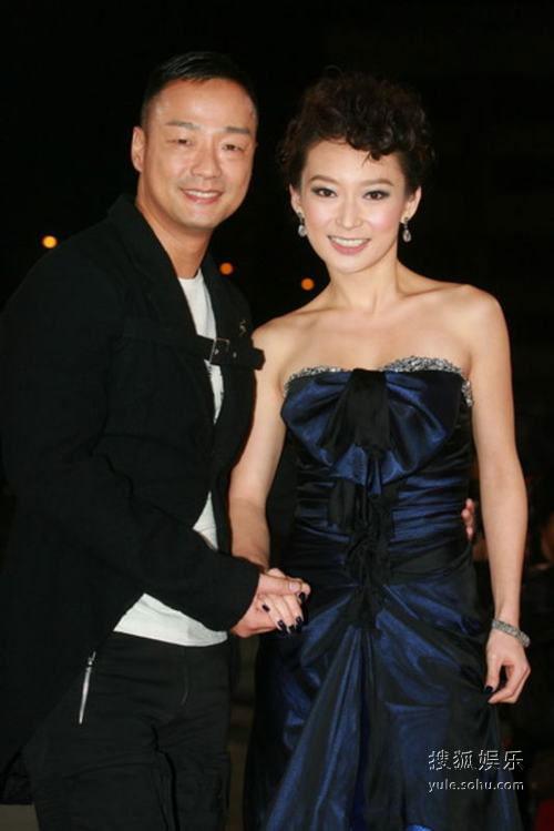 图:09TVB颁奖 王喜牵手周家怡