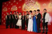 图:TVB台庆颁奖庆功会 获奖众星