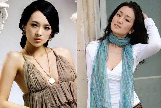 章子怡巩俐被曝将加盟王家卫《一代宗师》。