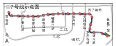 北京地铁7号线