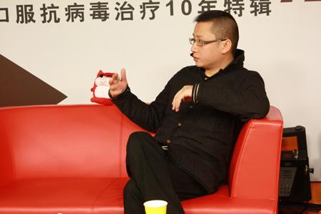 著名产品设计师 杨明洁