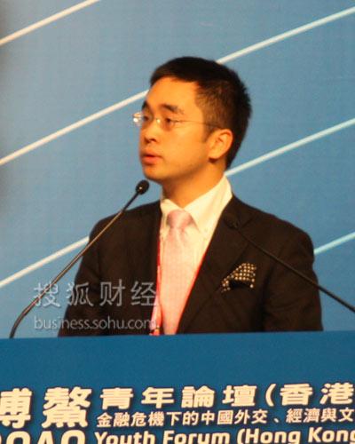 2009博鳌青年论坛(香港)筹委会主席郑志刚先生致答谢辞