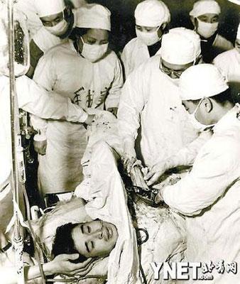 开展针麻状态下心脏二尖瓣手术