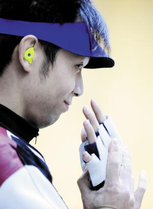 2008年北京奥运会银牌带来的极度失落已经过去一年多了,如今的朱启南又恢复了刚出道时的锋芒,只不过锋芒背后有了更深厚的底蕴。供图 新华社