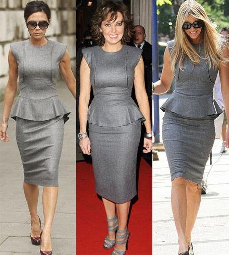 ·霍德曼 & 艾拉·麦克弗森-价值35万美元 贝嫂新设计服装被盗图片