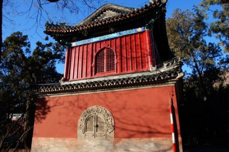 北京寺庙绝妙景点 京西大觉寺(图)-1