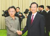 朝鲜中央台制播温家宝访朝纪录片 凸显中朝友谊