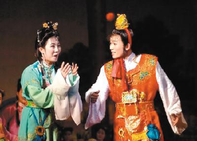 """朝鲜重排歌剧《红楼梦》迎接""""中朝友好年"""""""