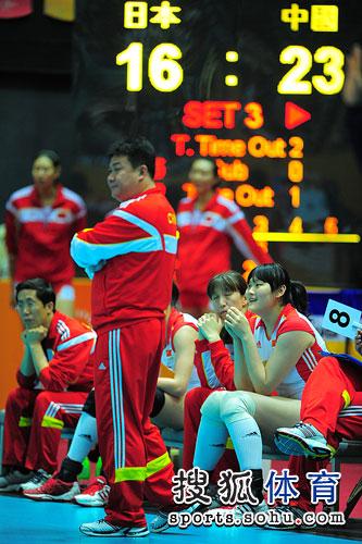 中国胜利在望 王一梅机会到来
