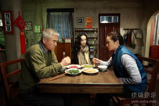 傅淼在《中国家庭2》中体验各种亲情