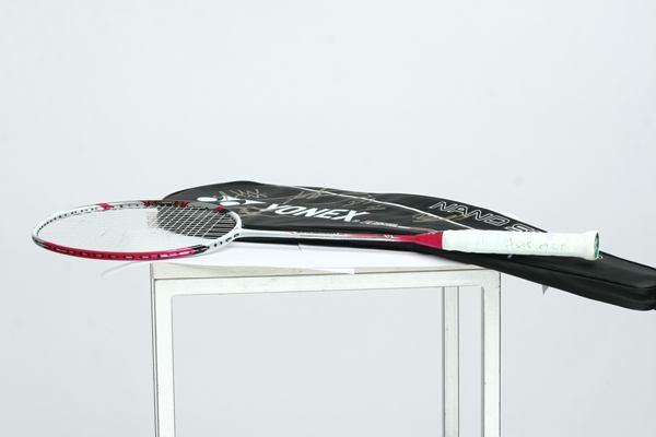 《咏乐汇》拍品 63#李永波-签名羽毛球拍