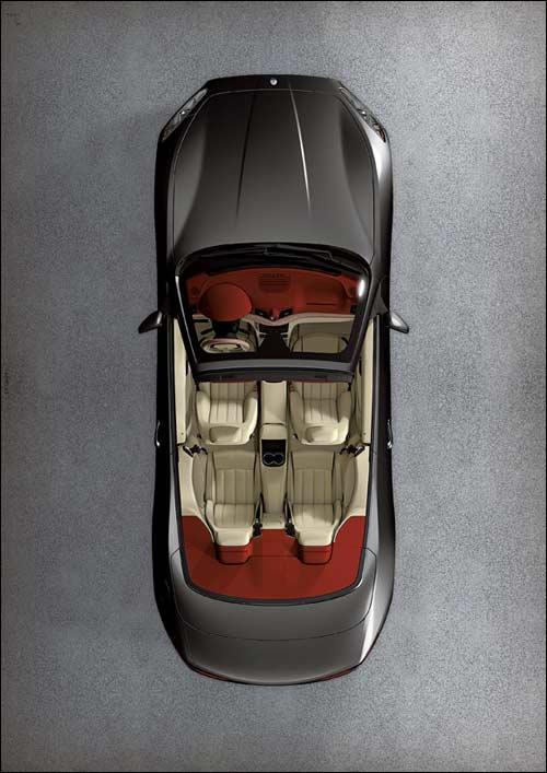 grancabrio 玛莎拉蒂首款4座敞篷跑车高清图片