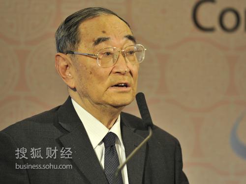 北京大学民营经济研究院院长 厉以宁