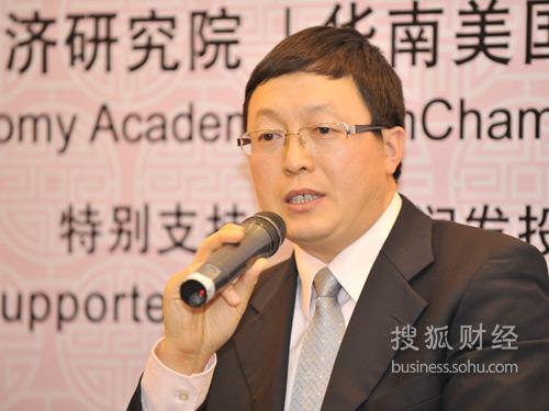 搜狐网副总编辑 王子恢