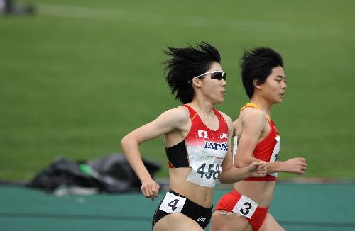 刘青,东亚运动会