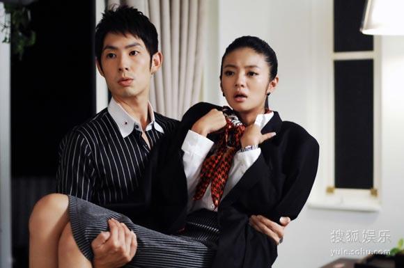 吴建豪许纬宁新剧中爱的甜蜜,以至于绯闻满天飞