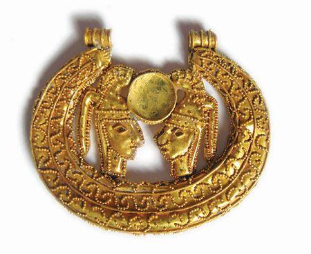 铁器时代女祭司(希腊)