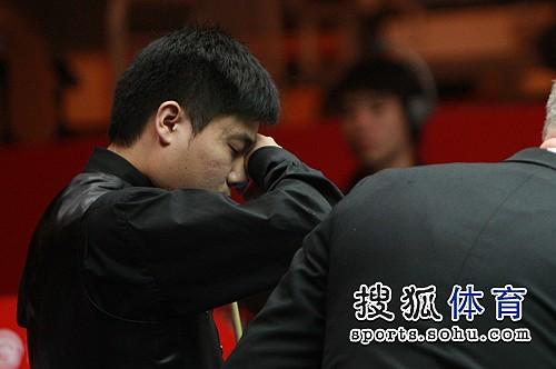 09中国赛输给肖国栋