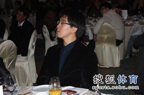 图文:三星杯赛前新闻会 韩国棋手朴正祥九段