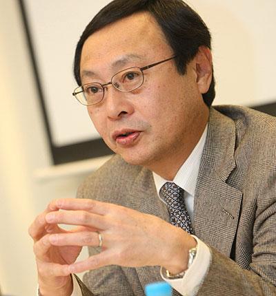 日产中国投资有限公司董事总经理桥本泰昭