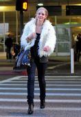 好莱坞一周潮人街拍:凯瑟琳-麦克菲