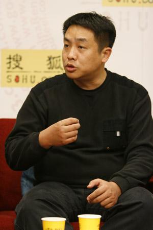 中央电视台海外中心专题部副主任刘文