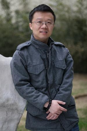 傲游CEO 陈明杰