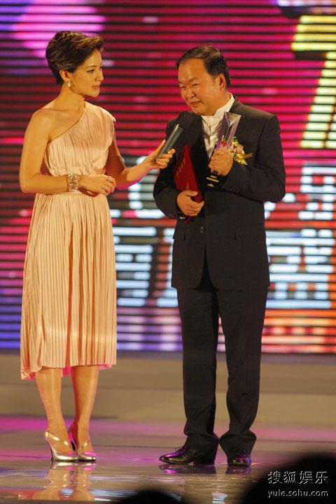 图:高希希获2009金南方年度最佳导演奖
