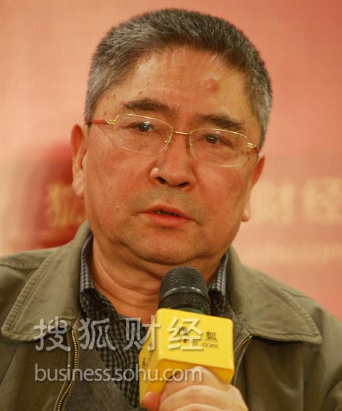 刘福垣(摄影:刘丹 王玉玺)