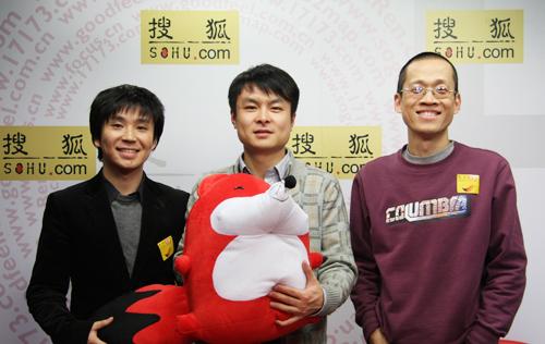搜狐教育在考试结束第一时间邀请新东方四六级辅导名师赵建昆、陈科、王江涛解读12月四级试题