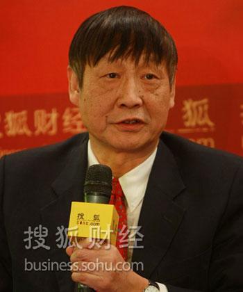 中银国际首席经济学家曹远征(摄影:刘丹 王玉玺)