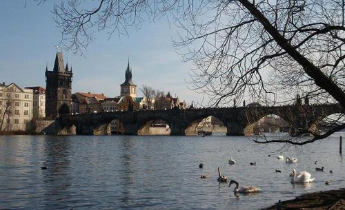 每个文学青年都想在布拉格的大街小巷寻找卡夫卡留下的痕迹