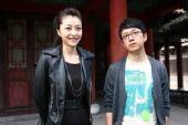 开机仪式:熊黛林与潘粤明