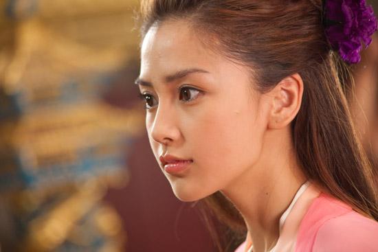 主要人物介绍:公主遗珠(Angelababy饰演)